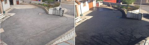 Driveway Clean & Refurb Bridge of Allan