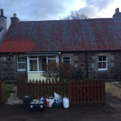 Roof Moss Removal near Carsphairn