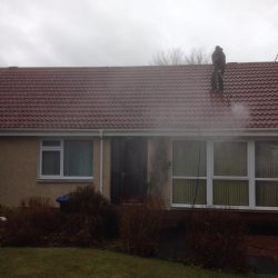 Roof Cleaning company in Alloa