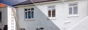 Render Cleaning Experts in Lennoxtown