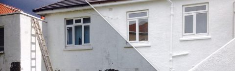 Render Cleaning Services near me in Grangemouth, FK3