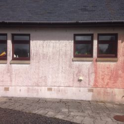 Wall Soft Wash Grangemouth