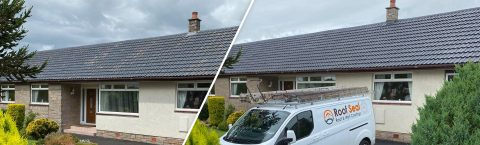 Protective Roof Coatings Dalbeattie