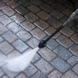 pressure washing Alloa